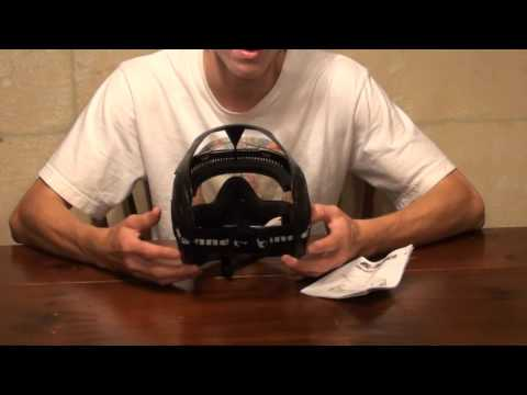 Valken/Annex MI-7 Full Face Airsoft/Paintball Mask Review