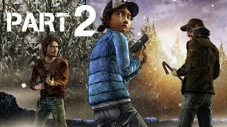 The Walking Dead Game Season 2 Episode 4 - Walkthrough Part 2
