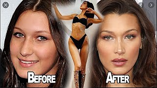 BELLA HADID DIET TO BE A SKINNY SUPERMODEL is PIZZA AND BURGERS?!?!?! the truth?