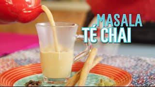 Receta Masala Te Chai - Anjalina Chugani