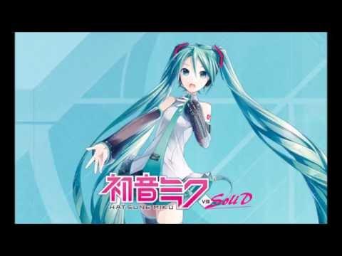 Hatsune Miku ~ rhythm Emotion  gandam W op - 【初音ミク】rhythm Emotion video