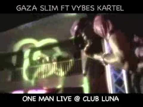 Vybz Kartel & Di Gaza Family Live @ Luna Nite Club For Sabes B~Day Bash 2010 In Bahamas Part 1