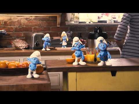 Oh! GOOGLE! - The Smurfs 2011