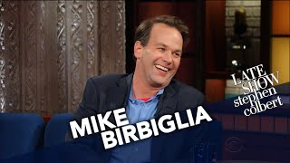 Mike Birbiglia Is Only 'Olive Garden' Italian