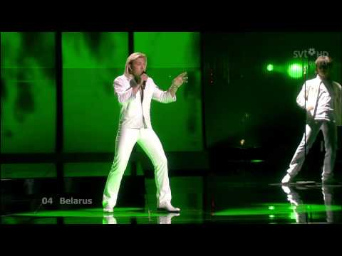 HD Petr Elfimov Eyes That Never Lie LIVE 1st semifinal Eurovision Song Contest 2009 Belarus