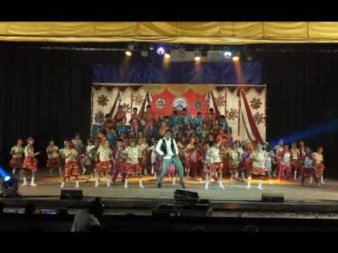 D.A.V public school Chennai Annual Day - Dhruv Dancing to the Tune of Kavalan Song