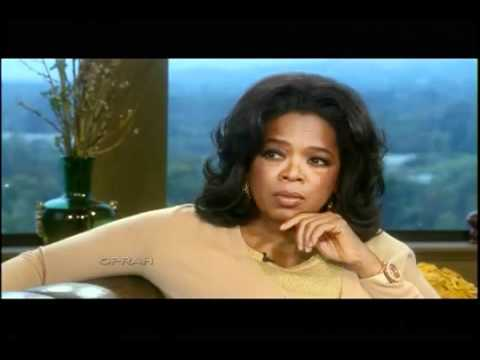 Simon Cowell On Oprah - Farewell American Idol Interview - Part 1