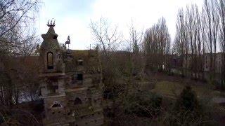 Kasteel t hammetje Nijkerk /Amersfoort, Dji Phantom 2, Gopro, Nederland Drone Netherlands