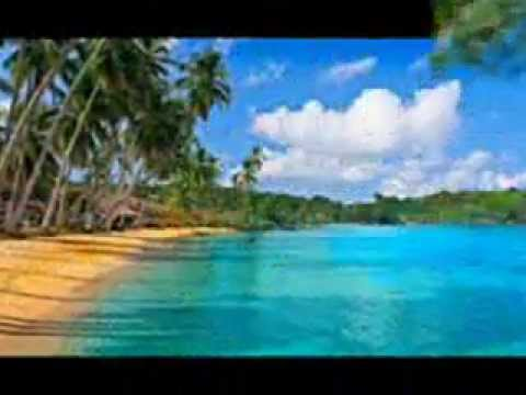 Les plus belles plages du monde en vid o youtube for Les plus belles maisons au monde