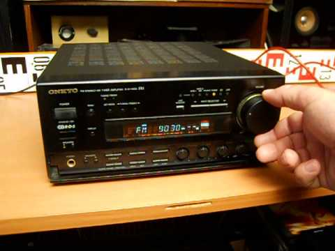 Onkyo compact disc changer r1