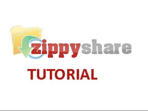 How to Zippyshare Tutorial