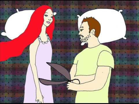 Vermillion Lies - Long Red Hair