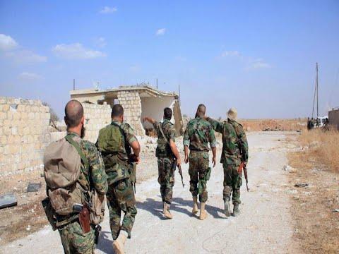 Заговор раскрыт: Сирийская армия захватила в плен британских военных в Восточной Гуте