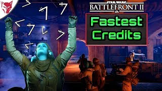 Fastest Credit Game Mode & Specialist Build - Star Wars Battlefront 2