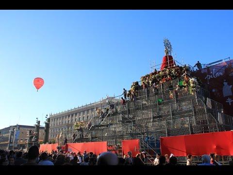 Zaragoza, Festival del Pilar