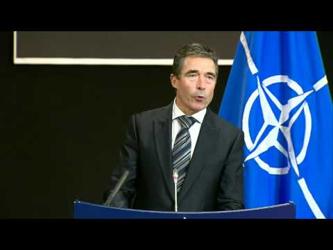 NATO Secretary General's Press Conference - Defence Ministers in Brussels 05 Oct 2011, Part 1/2