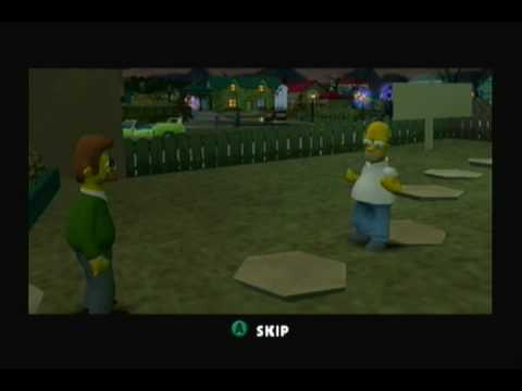 Lets Play The Simpsons: Hit and Run - #36. Zombies ARE My Neighbors...