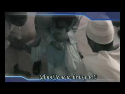 Manifestation de djinn sur une patiente à Dakar