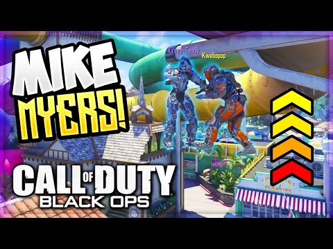 "THE BEST HIDING SPOT EVER! - ""BLACK OPS 3 DLC"" MIKE MYERS (SECRET HIDING SPOTS & TRICKS)"