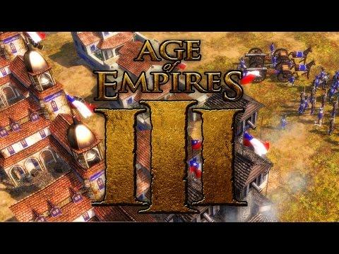 JUGANDO Age of Empires 3 - CHILE Y LA ALIANZA DEL RETRASO (Mayorcete)