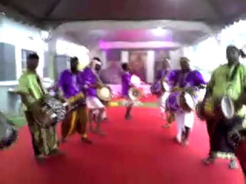 Sri Om Muniswarar And Ammai Appan Urumi Melam Seremban video