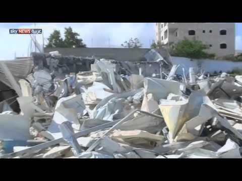 """إسرائيل تهدم المخبز الوحيد في """"أم الخير"""""""