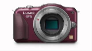 Panasonic LUMIX DMC GF5 Design And Colour