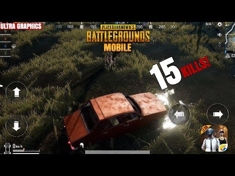 ULTRA REALISTIC GRAPHICS - PUBG Mobile Gameplay 15 Kills Highlights | Lightspeed Version