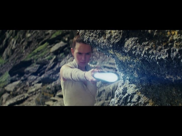 Star Wars: The Last Jedi - Official Trailer #2