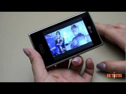 Smartphone LG Optimus L3 E400 - Resenha Brasil