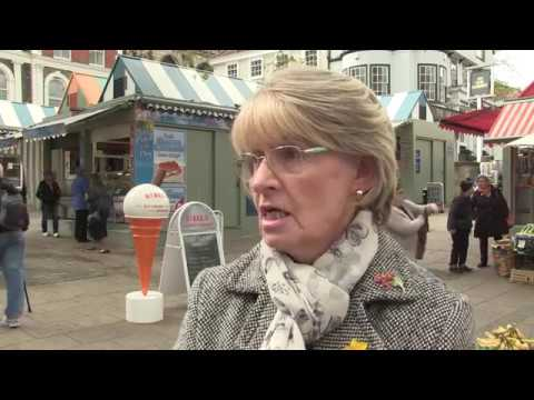 Theresa May calls general election: Norwich's snap reaction