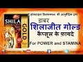 Dabur Shilajit Gold Capsule Benefits | डाबर शिलाजीत गोल्ड कैप्सूल इरेक्टाइल डिसफंक्शन के लिए