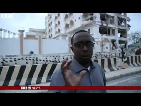 Somalia: Jazeera Palace Hotel Terror Blast Kills At Least 13