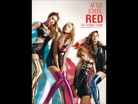 [audio] After School Red - Hollywood (4th Single) video