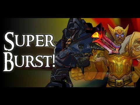 Bajheera - Swifty MoP 5.0.5 Super Burst - Arms Warrior PoV