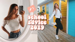 how to have the BEST school year ever (my best school advice)