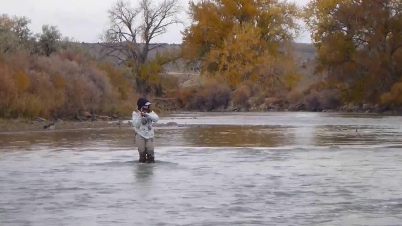 Arkansas river pueblo fly fishing fall 2013 the o 39 grady 39 s for Arkansas river colorado fishing