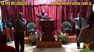 Todavia se Puede (Matina Limon, CR) Pastor Evangelista Roy Alban