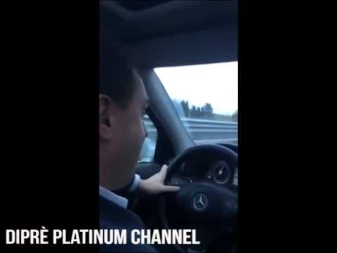 Andrea Diprè telefona ad Adriano Galliani (AC Milan)