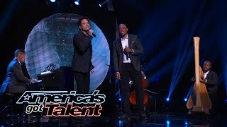 Sons Of Serendip Guys Join Rock Band Train America 39 S Got Talent 2014 Finale