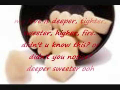 Jill Scott My Love Lyrics