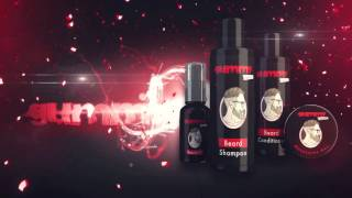 Gummy Professional Beard And Moustache Products