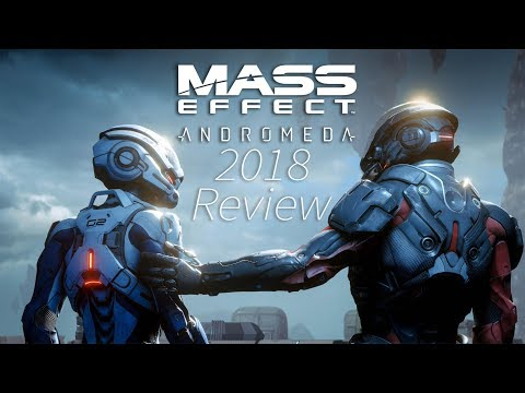 Mass Effect Andromeda 2018 Review   A Diamond In The Rough