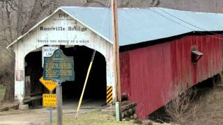 Parke County, Indiana Covered Bridges