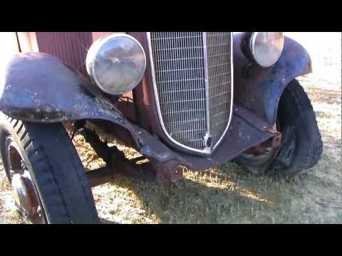 1934 International Truck C-30 Rat Rod Build Part 2 of 3