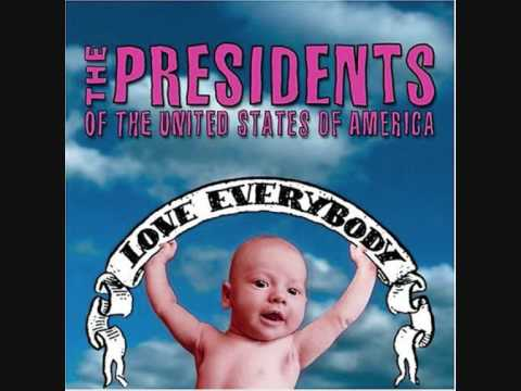Presidents Of The United States Of America - Useless Crushes