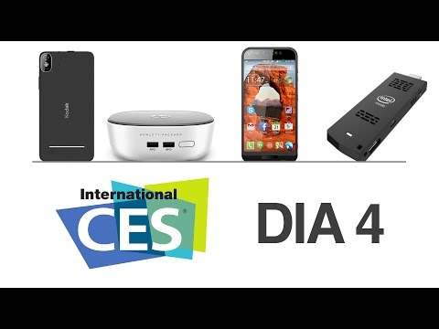 CES 2015   Kodak IM5, Intel, HP y más (4)