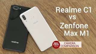 Realme C1 vs Asus Zenfone Max M1: Camera comparison | India Today Tech