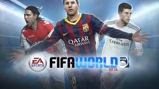 FIFA WORLD BETA (Presentación - FUT) Gameplay en Español by SpecialK