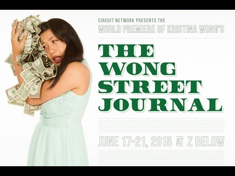 Kristina Wong's THE WONG STREET JOURNAL--- the Sizzle Reel! Political Performance Art Comedy!